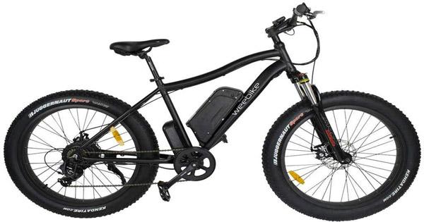 vélo-électrique-Le-Cross-Noir