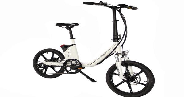 vélo-électrique-Weebit-Ride