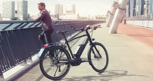 vélo-électrique-pour-ville