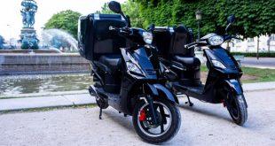 Choix scooter électrique