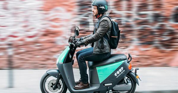 scooter-électrique-coup