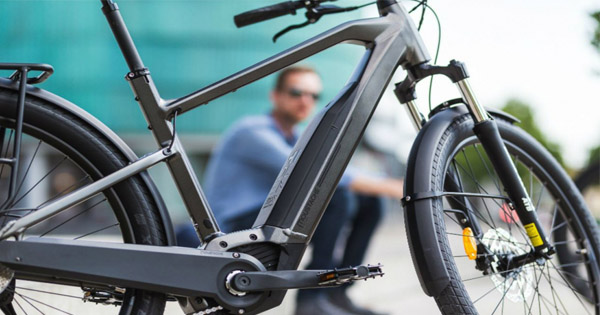 vélo-à-assistance-électrique